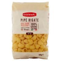 Pipe Rigate Pasta Di Semola Di Grano Duro N . 91 Bennet