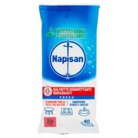 Napisan Salviette Igienizzanti Per Superfici Fresh Conf . Da Pz . 40