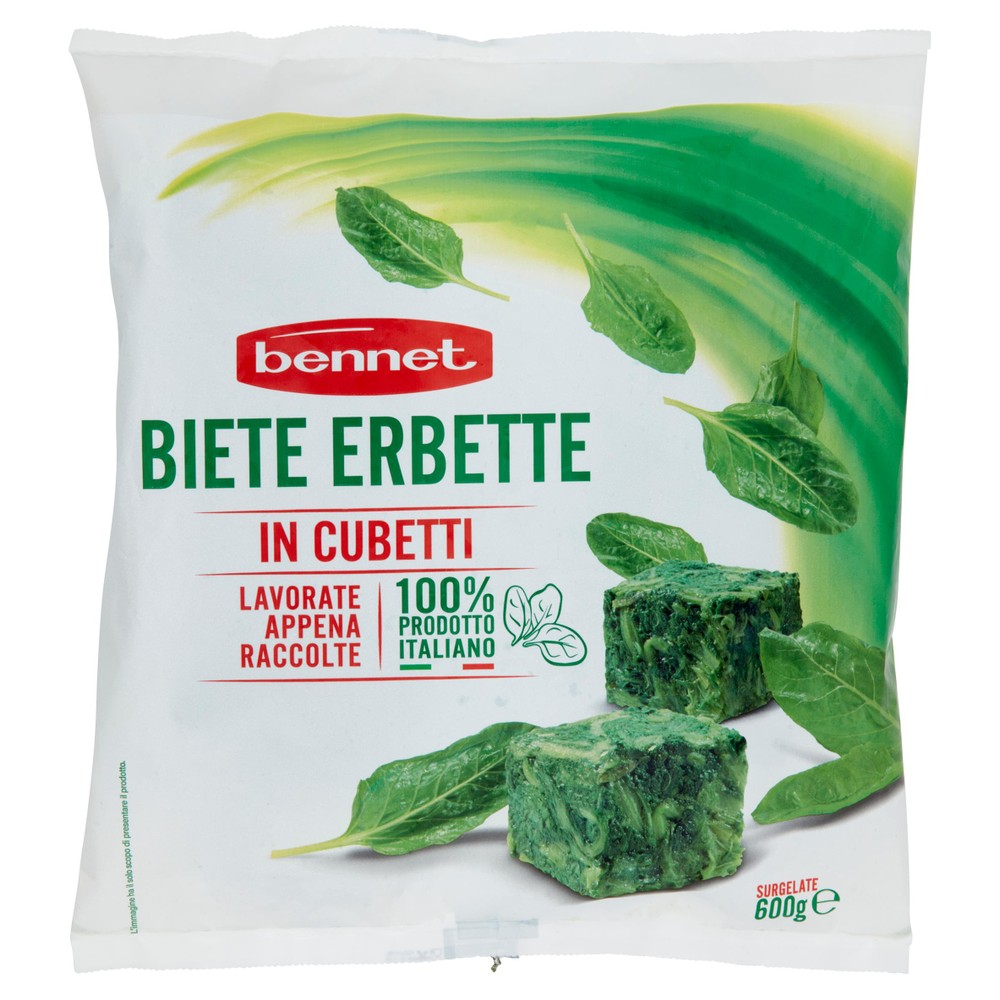 BIETA ERBETTA   BENNET
