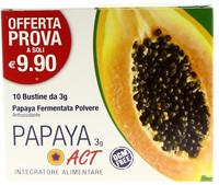 Papaya Act Bustine