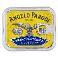 Trancio Di Tonno In Olio D ' oliva Angelo Parodi