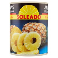 Ananas Soleado Sciroppato