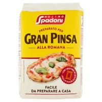 Mix Per Gran Pinsa Alla Romana Molino Spadoni