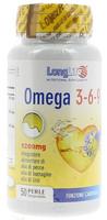 Longlife Acidi Grassi Omega 3-6-9 Perle
