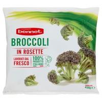 Broccoli Rosette Surgelati Bennet