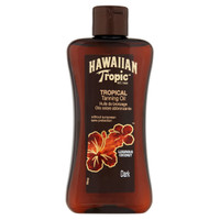 Solare Tropical Tanning Oil Hawaiian