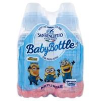 Acqua Naturale Baby San Benedetto 4 Da L 0 , 25