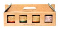 Confezione 4 Vasi Verdure Sott ' olio Puma Conserve