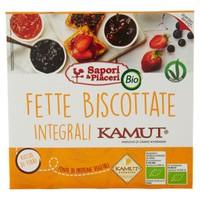 36 Fette Biscottate Al Kamut Bio Sapori & Piaceri