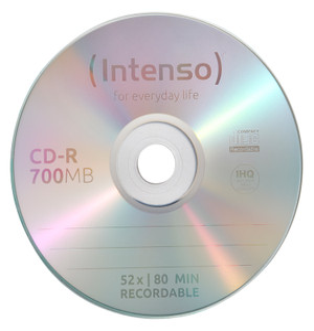 T2 CD-R 700 52X    INT
