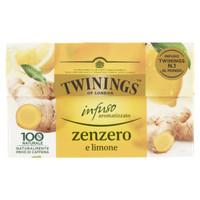 Infuso Aromatizzato Zenzero E Limone Twinings