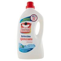 Detersivo Liquido Per Lavatrice Omino Bianco Igienizzante 52 Lavaggi