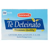 Te Deteinato Bennet 20 Filtri