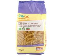 Fusilli 3 Cereali Zer % glutine