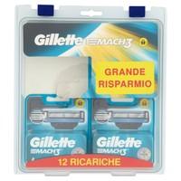Lame Di Ricambio Gillette Mach 3