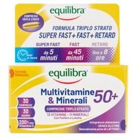 Multivitamine E Minerali 50 + 30 Cpr