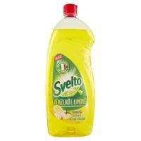 Detergente Piatti A Mano Zenzero E Lime Svelto