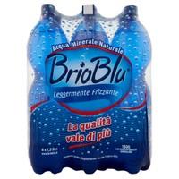 Acqua Leggermente Frizzante Brio Blu 6 Da L . 1 , 5