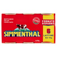 Carne In Scatola Simmenthal 6 Da Gr . 90