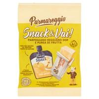 Parmareggio Snack & Vai + Purea Melinda