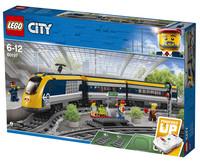 Treno Passeggieri Lego City + 6 Anni