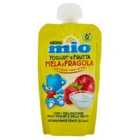 Yogurt Mela Fragola Merenda Da Spremere Pouch Nestlé Mio