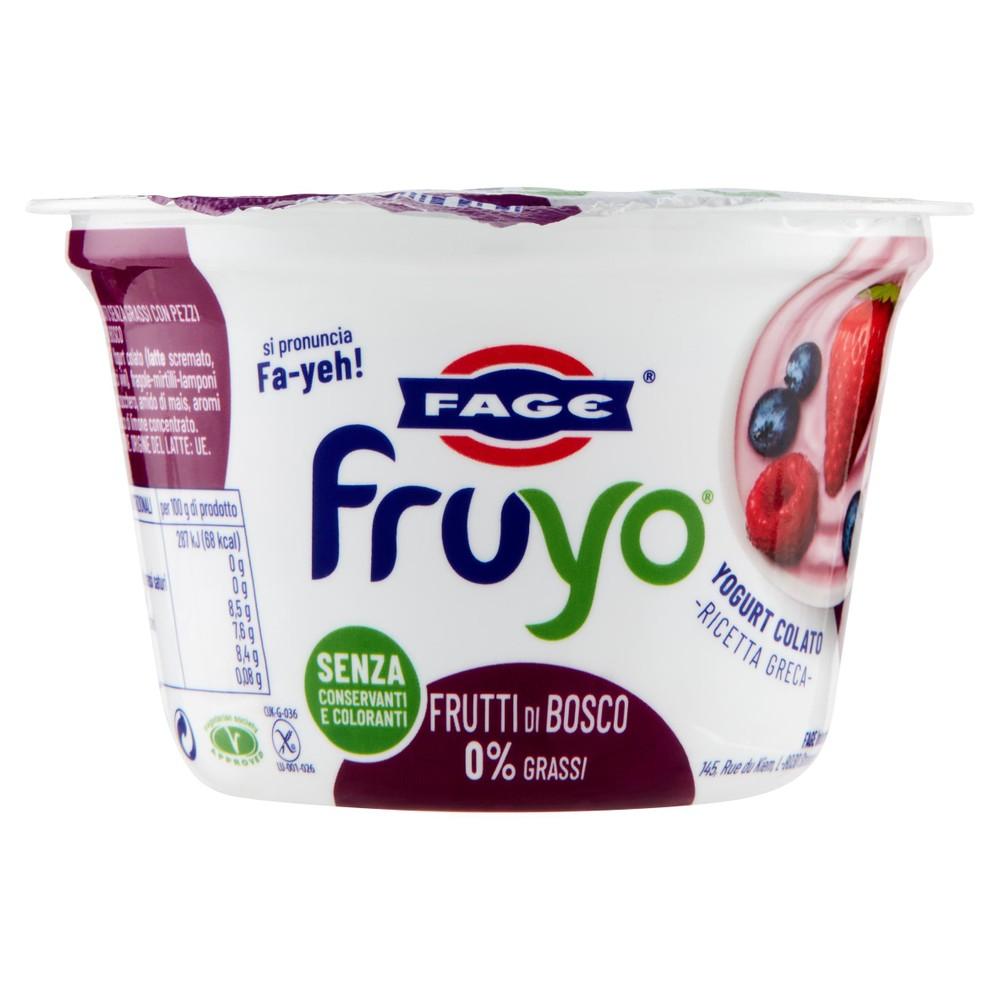 FRUYO 0% FR.BOSCO