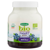 Yogurt Mirtillo Bennet Bio