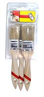 Kit 3 Pennelli Per Pitture Con Solventi Nespoli