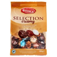 Praline Selection Creamy Witor ' s