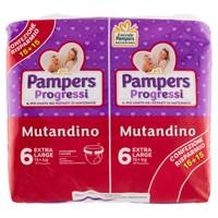 Pampers Progressi Mutandino XL