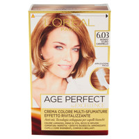 Colorazione Per Capelli Age Perfect By Excellence 6 . 03 Biondo Scuro Ca