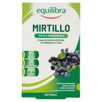 Mirtillo Equilibra 60 Perle
