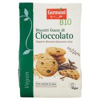 Biscotti Vegan Gocce Di Cioccolato Bio Germinal