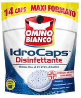 Additivo Disinfettante Idrocaps Omino Bianco 14 Caps