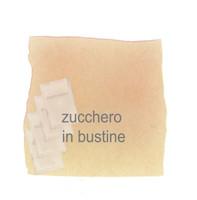 Zucchero Bianco In Bustine