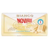 Tavoletta Cioccolato Bianco Novi