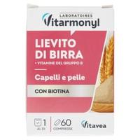 Lievito Di Birra Vitarmonyl 60 Compresse
