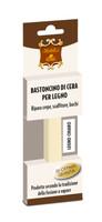 Bastoncini Stucco Rapido In Cera Colore Teak Gubra Gr . 22
