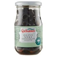 Olive Asciutte Nere Denocciolate Coelsanus