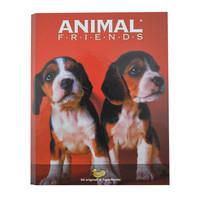 Copertina Ad Anelli A 5 Animali