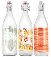 Bottiglia Decorata Casa L . 1