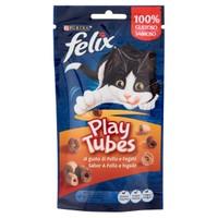Snack Per Gatto Felix Tubes Al Pollo