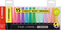 Stabilo Boss Original Conf . Da 15