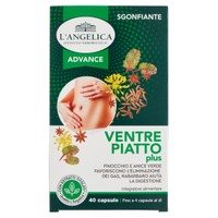 Ventre Piatto Plus L ' angelica 40 Capsule