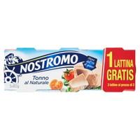 Tonno Nostromo Naturale 2+1 Da Gr.80