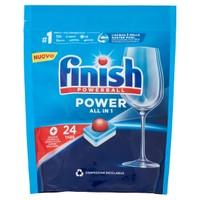 Detergente Lavastoviglie All In 1 Max Finish Powerball