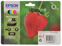Multipack 4 Cartucce Inchiostro Xl Serie Fragola Epson