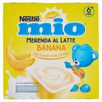 Merenda Al Latte Banana Da 6 Mesi Nestlé Mio