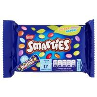 Confetti Ripieni Di Cioccolato Al Latte 3 Tubi Smarties